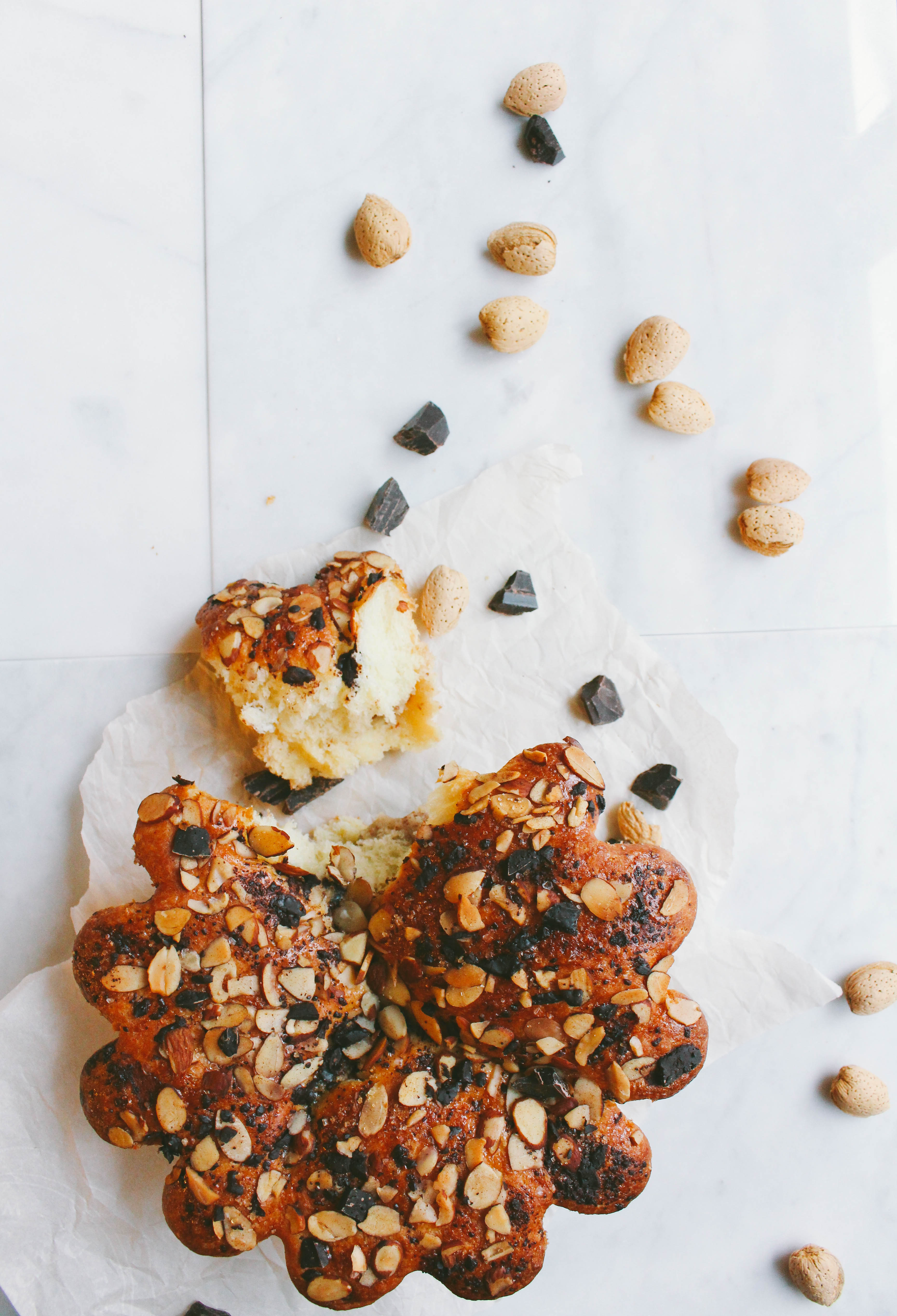 Brioche with maybe-genius Marzipan | etherealeats